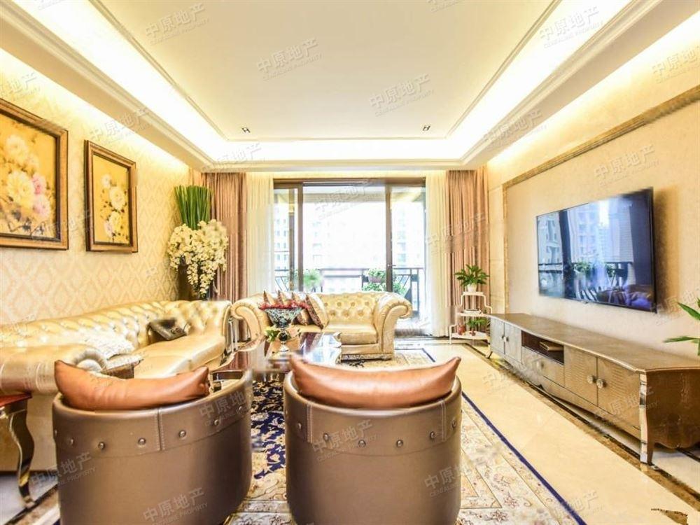 中海城南一号+满二年+送全屋空调+送地暖